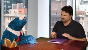 Tim schafer y el monstruo de las galletas